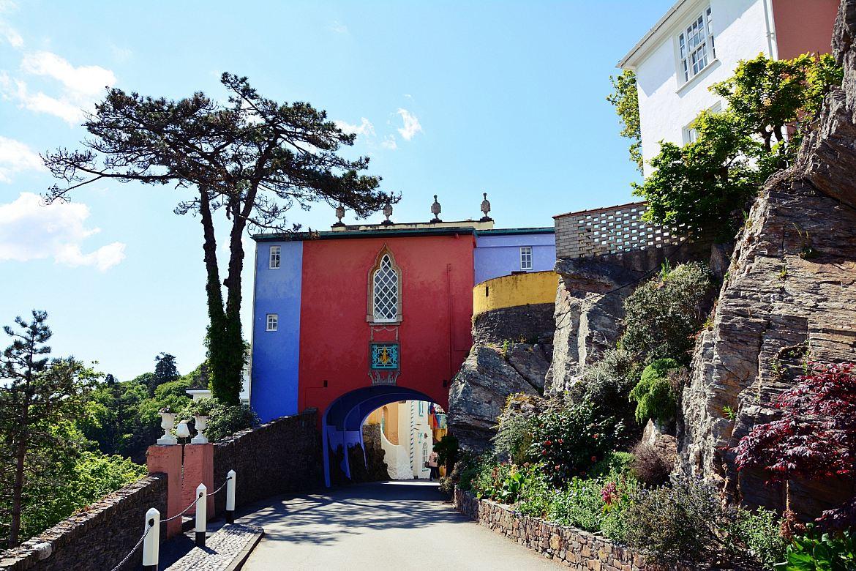 entrance portmeirion 1