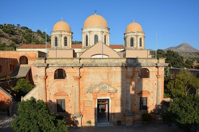 agia triada klasztor 2