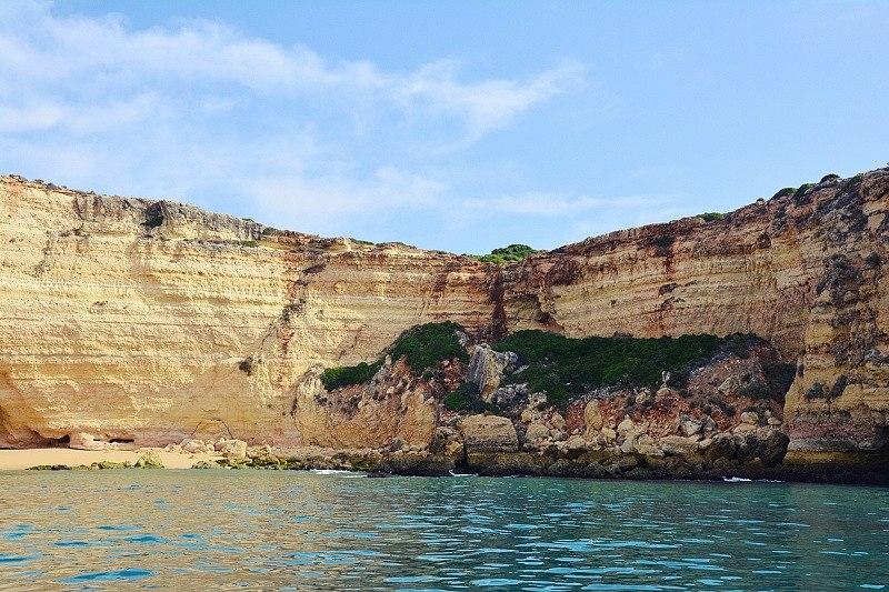 Rejs wybrzeżem Algarve doJaskini Benagil.