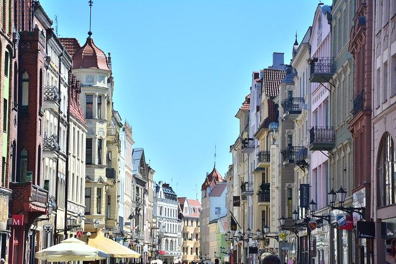 torun stare miasto