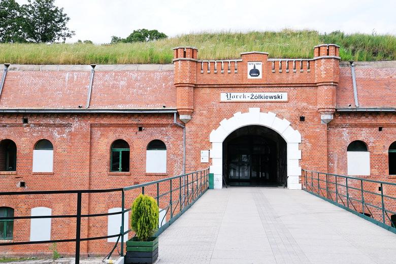 Fort IV wToruniu.