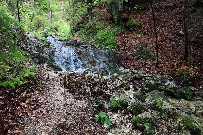 zbojnicki chodnik strumien bezkresnepodroze