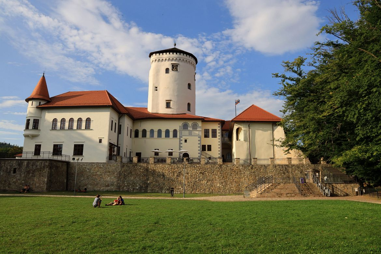 Budatinsky hrad - Żylina.